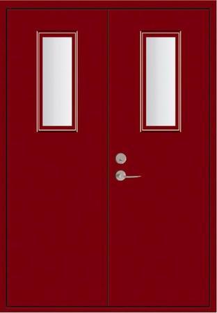 防火门和隔音门制造商分享钢防火门需要哪些保护措施