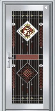 不锈钢门 (2)