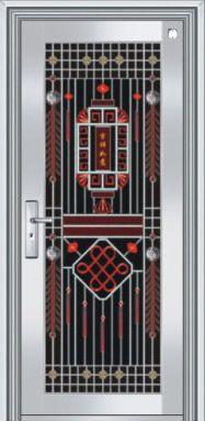不锈钢门 (1)
